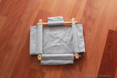 DIY Baby Swing If, like me, the thought of going to the park fills you with a quiet dread because you know you'll be sitting on a damp wall listening to 40 Outdoor Fun For Kids, Diy For Kids, Wooden Baby Swing, Diy Bebe, Baby Sewing Projects, Baby Swings, Baby Rattle, Baby Boy Rooms, Baby Care