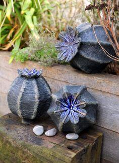 16 Best Poppy Seed Head Images In 2020 Ceramics Ceramic Flowers