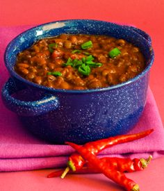 My Vegan Cookbook -Four Bean Crock Pot Chili Beans In Crockpot, Crockpot Recipes, Soup Recipes, Whole Food Recipes, Vegan Recipes, Cooking Recipes, Fall Recipes, Dinner Recipes, Vegan Chili