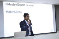 HP-Speaking as the Industry Expert