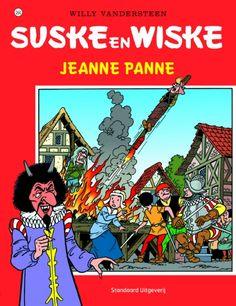 Suske en Wiske. » 264 – Jeanne Panne