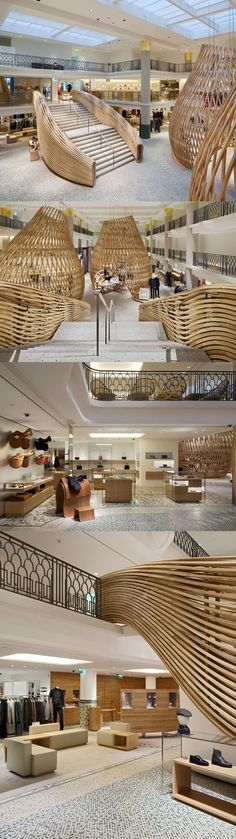 Hermes Boutique by RDAI, Paris.