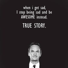 Why is Neil Patrick Harris always so right??