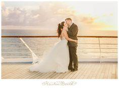 Florida Key West Beach Wedding   Cruise Destination Wedding   Robert and Katie