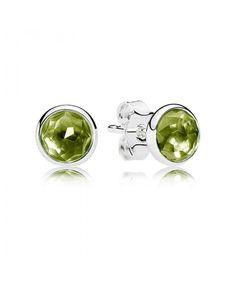 Pandora August Droplets Stud Earrings UK