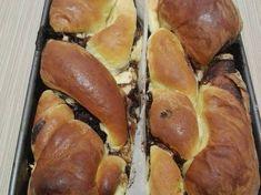 Kakaós ostoros kalács Hot Dog Buns, Hot Dogs, Hungarian Recipes, Pretzel Bites, Bread, Food, Brot, Essen, Baking
