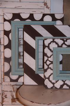 wooden painted frames - Wooden Picture Frames To Paint