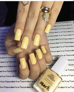 Nails Trends: veja as cores para o verão - Glanz Love Nails, Pretty Nails, My Nails, Fabulous Nails, Perfect Nails, French Gel, Manicure Y Pedicure, Nail Trends, Nail Inspo