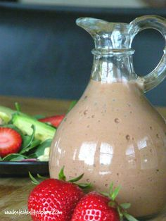 Roasted Strawberry Vinaigrette