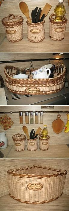 Conjunto de recipientes de cocina   -   Kitchen set   -   Одноклассники