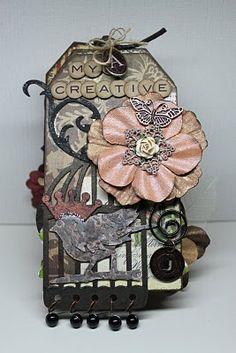 Altered tag By: Arlene Butterflykisses (Arlene Cuevas)