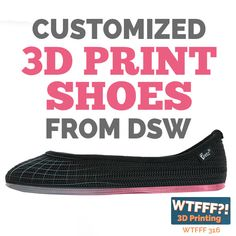 DIY your own shoes at DSW and orthotics at home