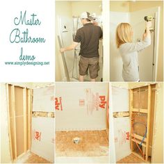9 Generous Clever Ideas: Bathroom Remodel Before And After Framed Mirrors bathroom remodel double sink wall colors.Mobile Home Bathroom Remodel Budget bathroom remodel tubs. Budget Bathroom Remodel, Bathtub Remodel, Shower Remodel, Bathroom Renovations, Master Bathroom, Small Bathroom, Bathroom Ideas, 1950s Bathroom, Paint Bathroom