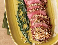 Four-ingredient beef tenderloin recipe from Prevention magazine. Easy and delicious. Perfect Beef Tenderloin, Beef Tenderloin Recipes, Beef Recipes, Healthy Recipes, Healthy Meals, Delicious Recipes, Clean Eating, Healthy Eating, Good Food