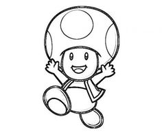 ice mario coloring pages - photo#47