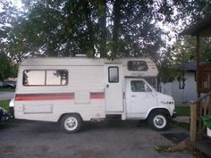 1982 Chevrolet RV white Glendale CERTIFIED !! or Trade Barrie Ontario image 3