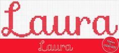 Nome Laura em Ponto Cruz