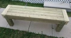 If you have a patio and want to build a nice but cheap wooden bench, then see our simple tutorial below. This DIY wooden patio bench will cost you around $40 dollars in wood and $6 dollars for the box of wood screws to put it together. We did not stain our bench as we … … Continue reading →