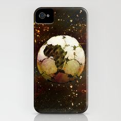 Africa Football iPhone Case