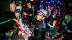 Get into the swing at the bestjazz clubsand Latin music venues in Miami—plus the top spots to hear world music, from funk to flamenco