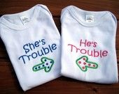Brother/sister shirts .. i'm so going to make these when savannah is older!