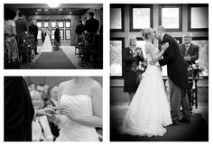 South lodge. Sussex Wedding Photographer