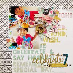 『Celebrate 7』by Miyuki Kawakami
