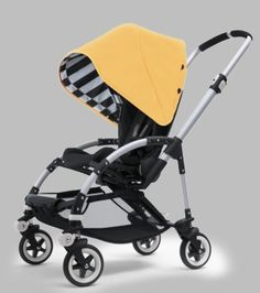 Bugaboo Bee Complete Stroller 2013 Sunny Gold