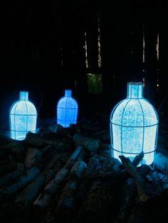 Self-Sustainable outdoor lighting anyone?
