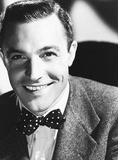 Gene Kelly....What a smile!!!