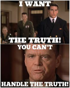 Few Good Men Quotes Inspiration A Few Good Men Quotes  Bing Images  Greatest Movie Lines