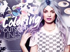 Colored Hair: Get Inspired to Color Outside the Lines   | Beauty High