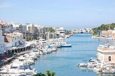 Cala'n Bosch, Menorca