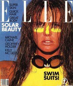 ELLE US 1986, Model: Elle McPherson