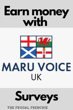 I just received voucher from Maru Voice Surveys, so thought I'd share some details about them in case you haven't heard of them before! Money Saving Tips, Earn Money, Frugal, Accounting, The Voice, How To Make Money, Posts, Thoughts, Group