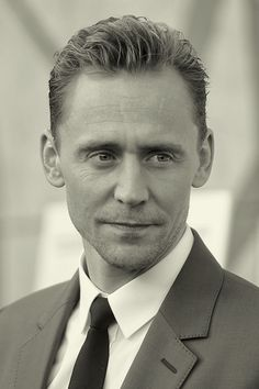 """ELLE: Tom Hiddleston's Butt Doesn't Get Why You Love It So Much. """"He is ridiculously attractive, tall and gaunt with dirty blond hair and serious eyes... his British accent crisp and hypnotic"""" Link: http://www.elle.com/culture/movies-tv/news/a35063/tom-hiddleston-hank-williams-interview/"""