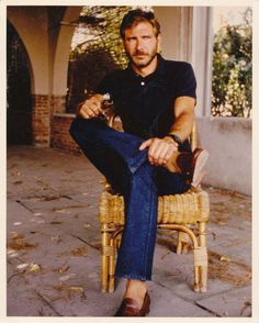 Timeless Cool: Harrison Ford