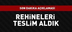 Türk şoförleri Erbil konsolosu teslim aldı Sonunda IŞİD Türk şoförleri serbest bıraktı.