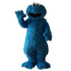 Cookie Monster Costume MC47-3 - Happy Mascot Costumes on www.sofunny-costume.com