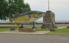 Garrison Big Fish - Garrison, Minnesota - Wikipedia, the free encyclopedia