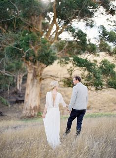 Romantic Australian Engagement from Jose Villa from oncewed.com