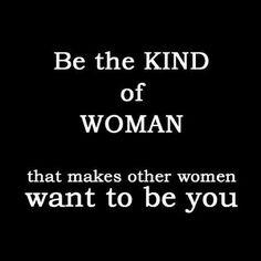 Be an #inspiration. Happy International Women's Day.