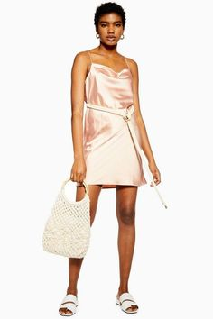 1ccdd8f59fef 7 Best Mini slip dress images | Mini dresses, Short dresses, Hot dress