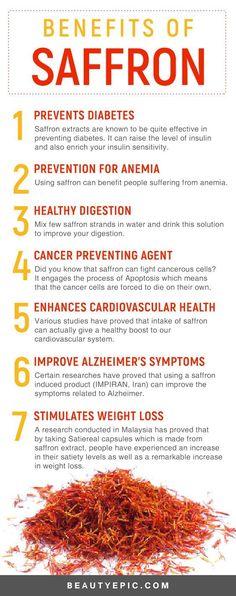 19 Best Benefits Of Saffron Images Saffron Saffron Benefits