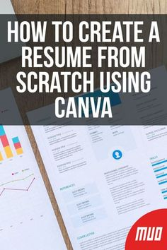 In this article, we'll show you how to create a resume using Canva and make your resume stand out from the crowd. How To Make Resume, Create A Resume, Basic Resume, Resume Tips, Nursing Resume Template, Resume Templates, No Experience Jobs, Perfect Resume, Job Search