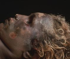 Andres Serrano, The Morgue (Jane Doe Killed by Police), 1992