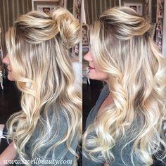 { Bridal Trial } Hair by Dee + Asst Phaithe