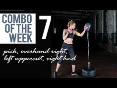 This boxing combination for beginners is a pick, overhand right, left uppercut, right hand. Use this combination with your hiit workout, circuit workout and fat burning workout. You can also use it to learn how to box. Boxing basics.