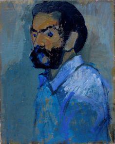 """Interior Light""  40×50 cm oil painting on canavas"
