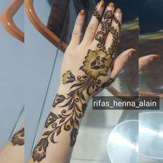For henna bookings pls Al Ain,UAE Mehndi Desing, Dulhan Mehndi Designs, Mehndi Designs For Hands, Henna Mehndi, Bridal Mehndi, Henna Art, Henna Designs, Mehendi, Flower Designs